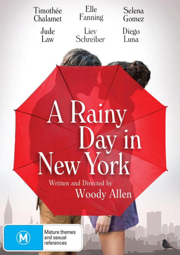 A Rainy Day in NY DVD front TEMP