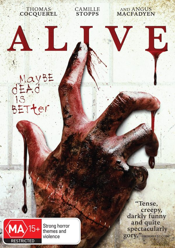 Alive DVD front_final