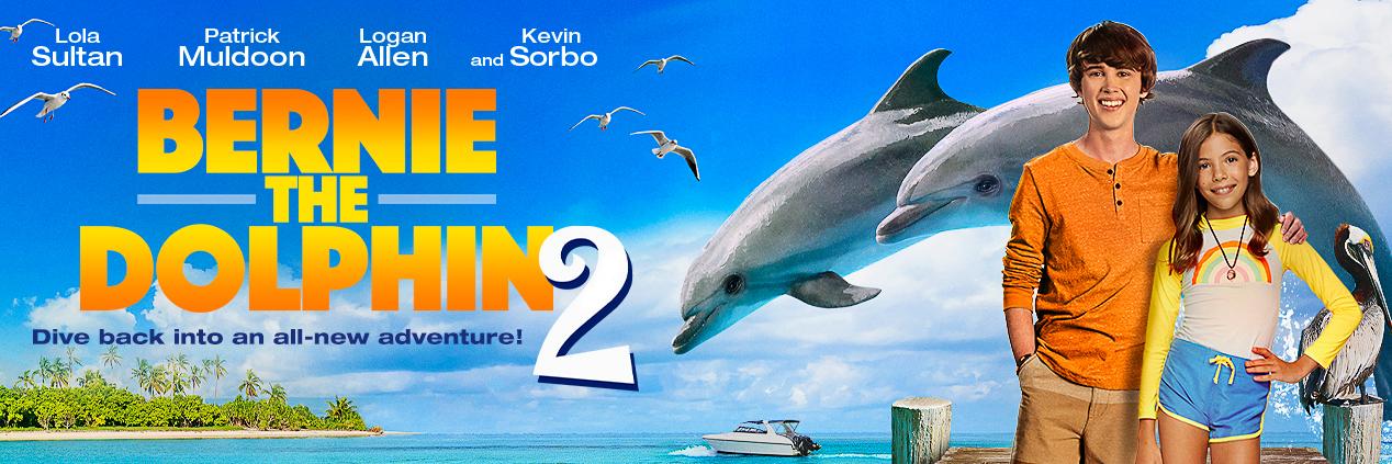 Bernie the Dolphin 2 1268x423