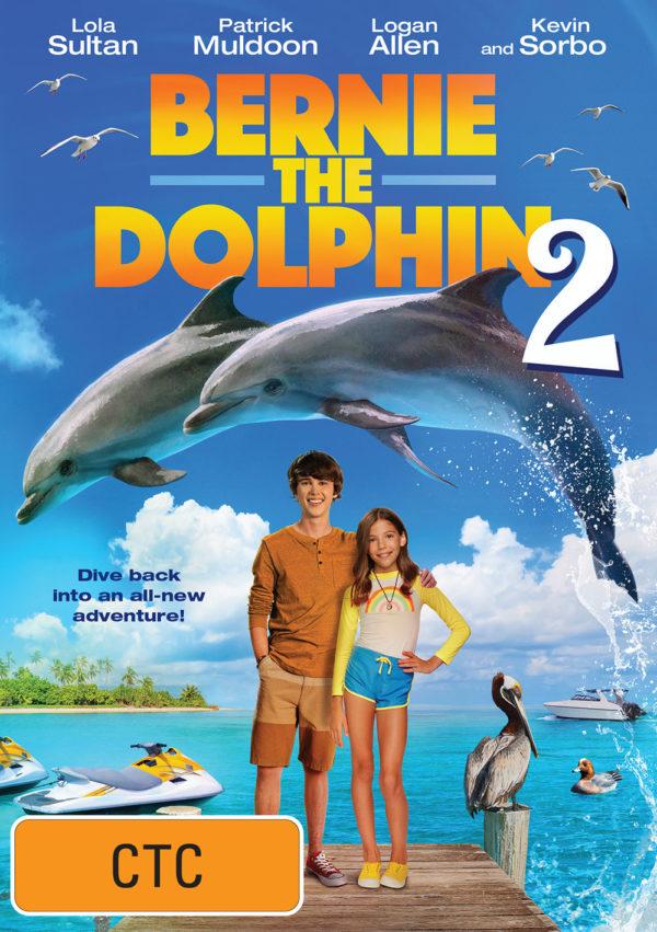 Bernie the Dolphin 2 temp front