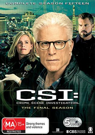 CSI: Season 15
