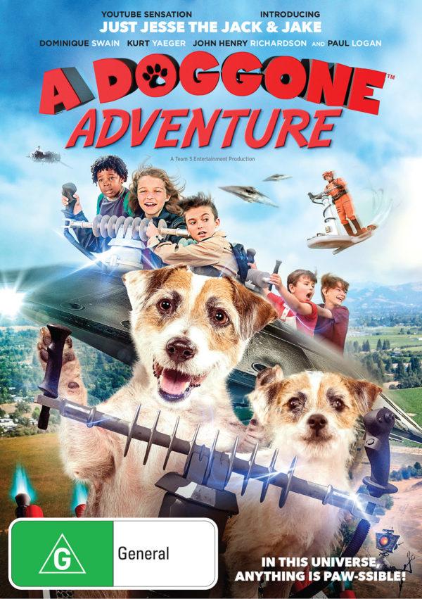 DEF2687 Doggone Adventure DVD front FINAL