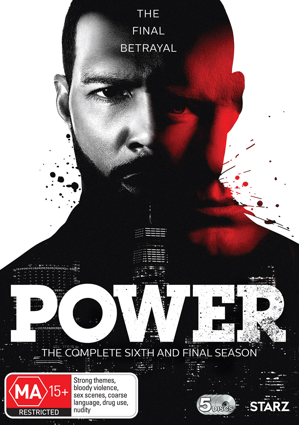 Power Season 6 (Final Season)