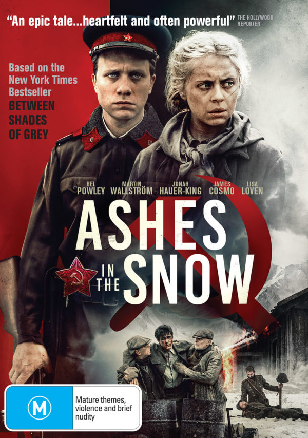 DEF2848 Ashes in the Snow DVD front FINAL