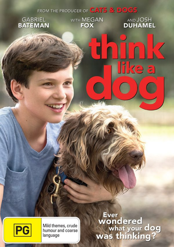 DEF2865 Think Like a Dog DVD front FINAL