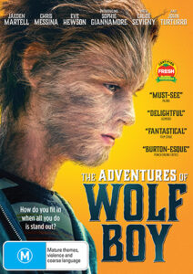 Adventures of Wolfboy, The