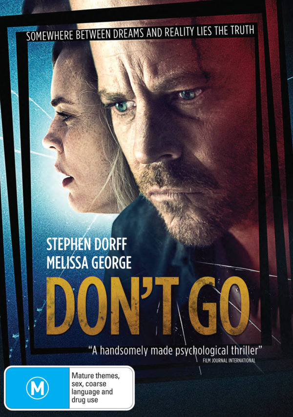 Dont Go DVD front temp