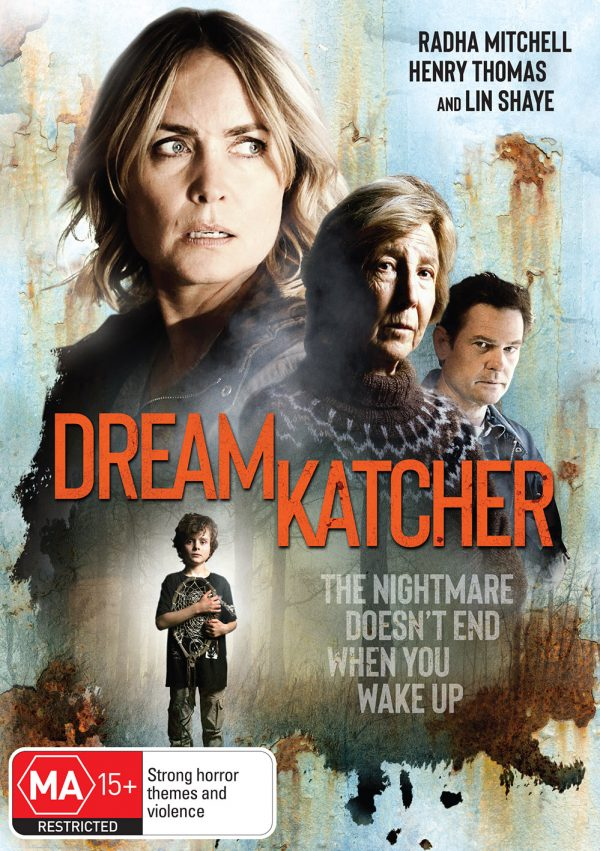 Dreamkatcher DVD front