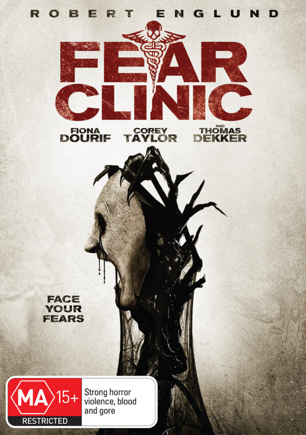 Fear Clinic front