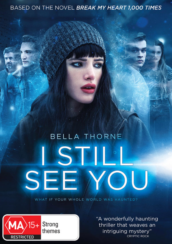 I Still See You_temp front