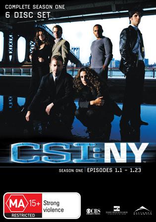 CSI: NY Season 1