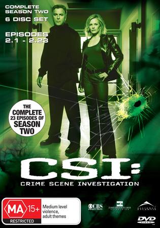 CSI: Season 2