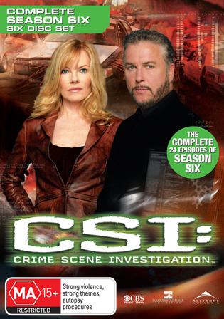 CSI: Season 6