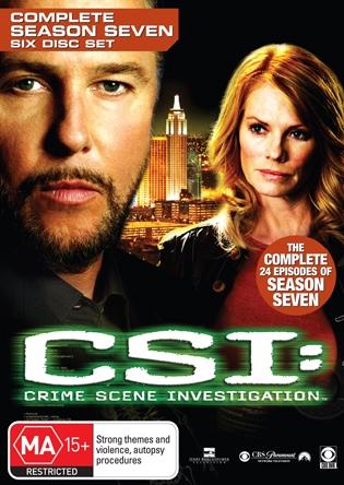 CSI: Season 7