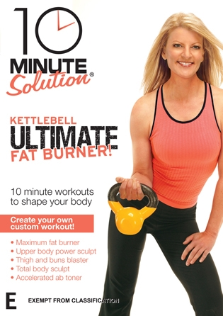 10 Minute Solution: Kettlebell Ultimate Fat Burner