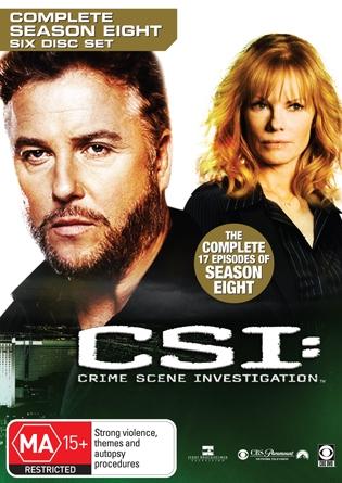 CSI: Season 8
