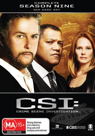 CSI: Season 9