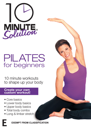 10 minute solution: pilates for beginners – defiant screen.