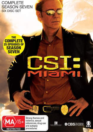 CSI: Miami Season 7