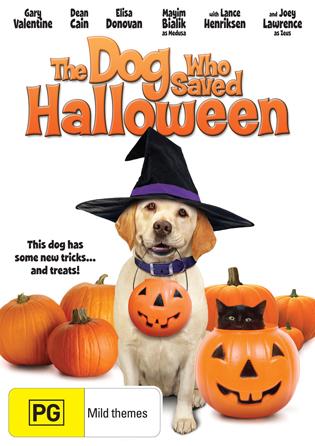 Dog Who Saved Halloween