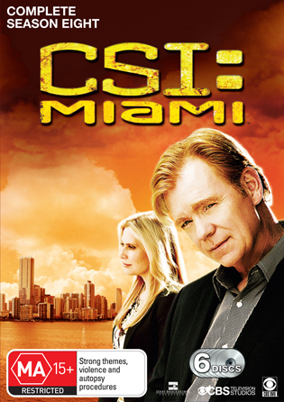 CSI: Miami Season 8
