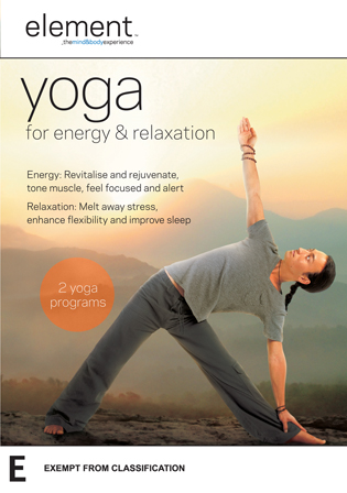 Element Yoga for Energy and Relaxation