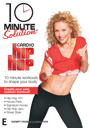 10 Minute Solution: Cardio Hip Hop
