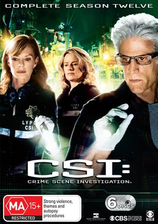 CSI: Season 12