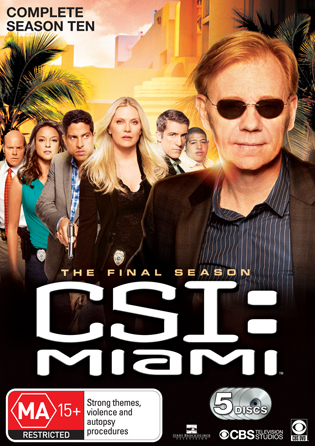 CSI: Miami Season 10 (Final Season)