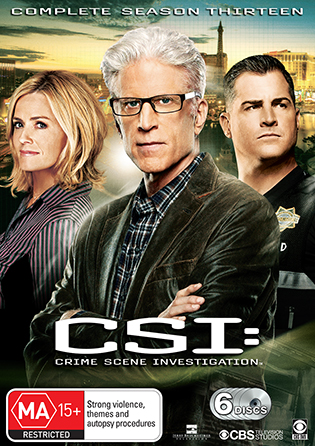 CSI Season 13