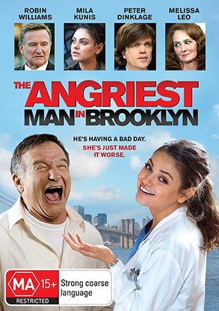 Angriest Man in Brooklyn