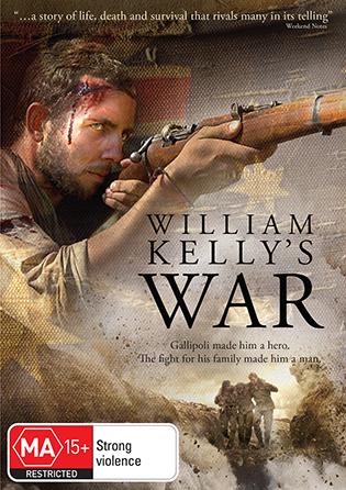 Willliam Kelly's War