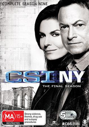 CSI: NY Season 9